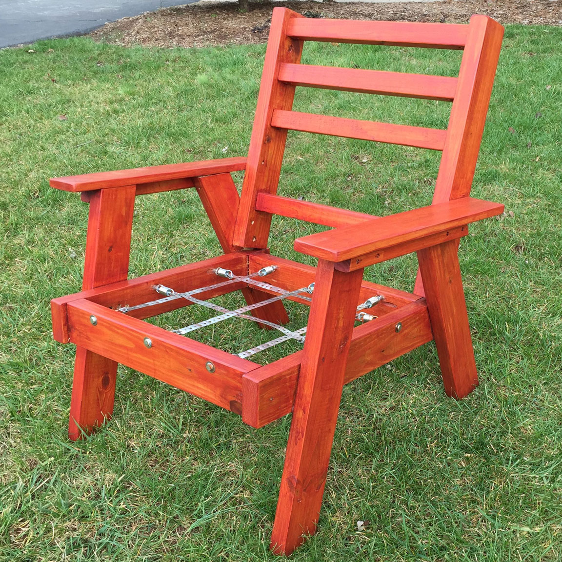 Picture of: Redwood Outdoor Furniture Replacement Springs Ajax Wire Spring